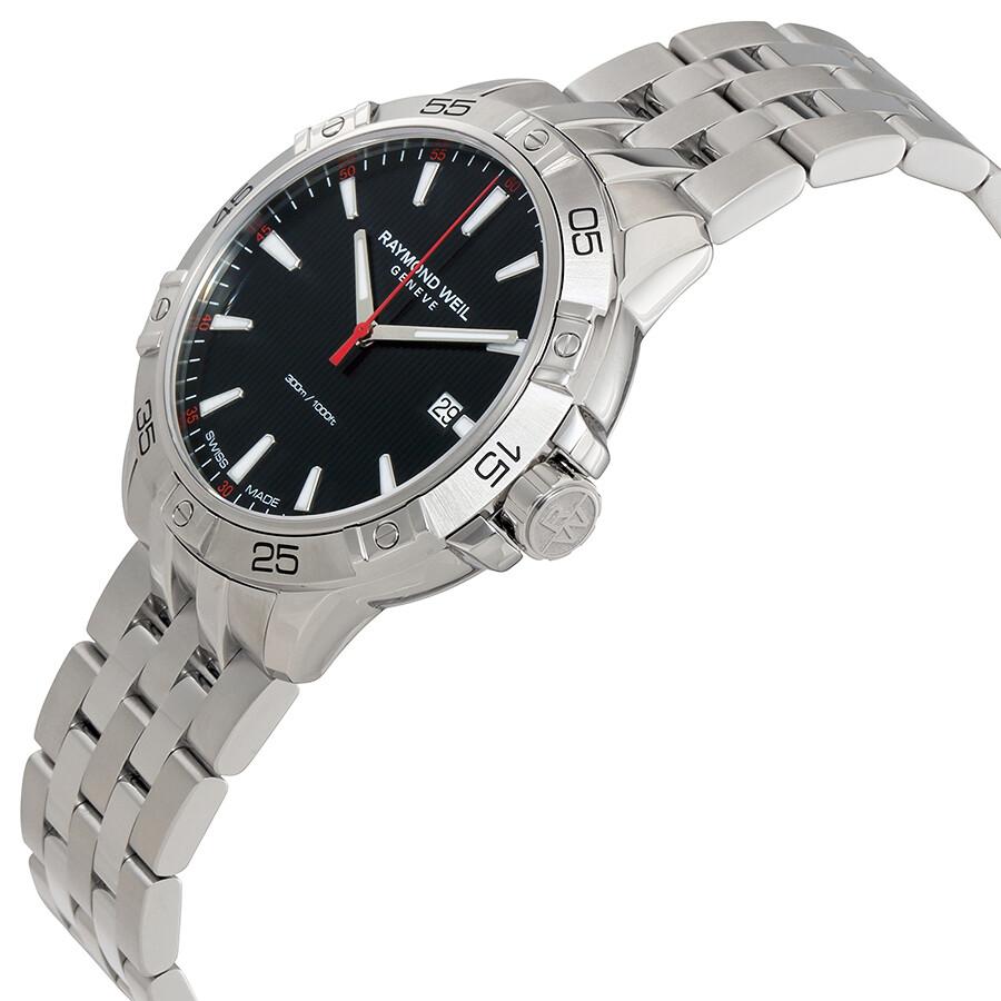 ... Raymond Weil Tango Men's Watch 8160-ST2-20001 ...