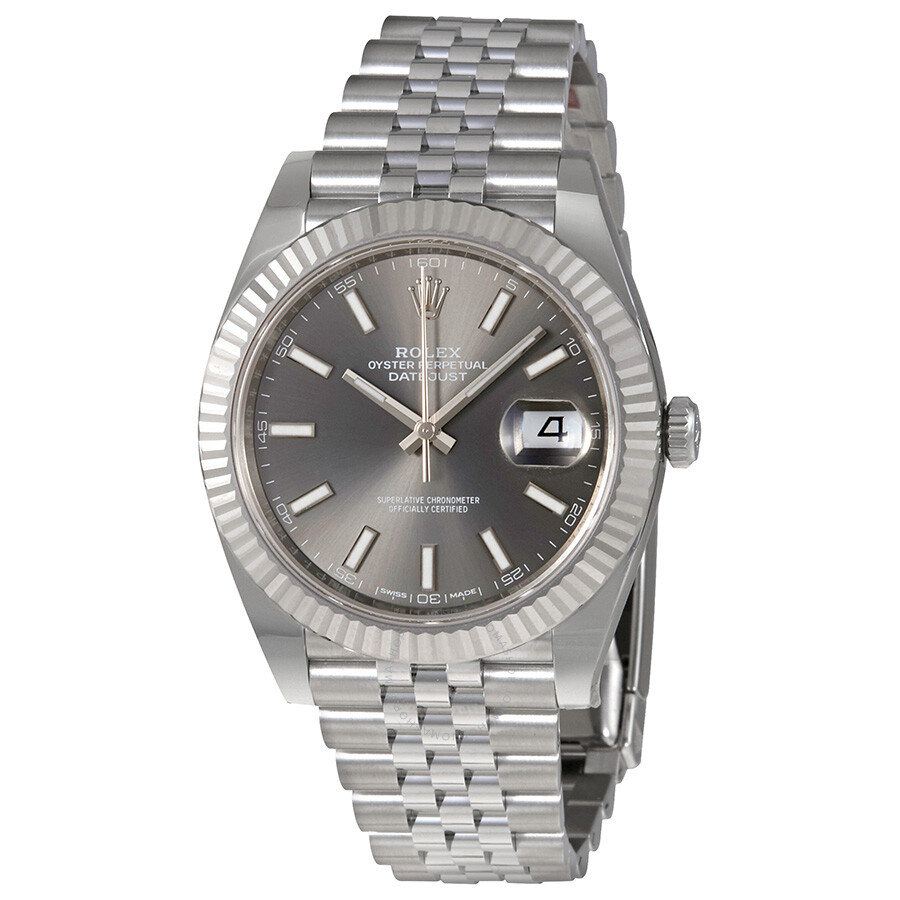 Rolex jubilee datejust watch for Jubilee watch