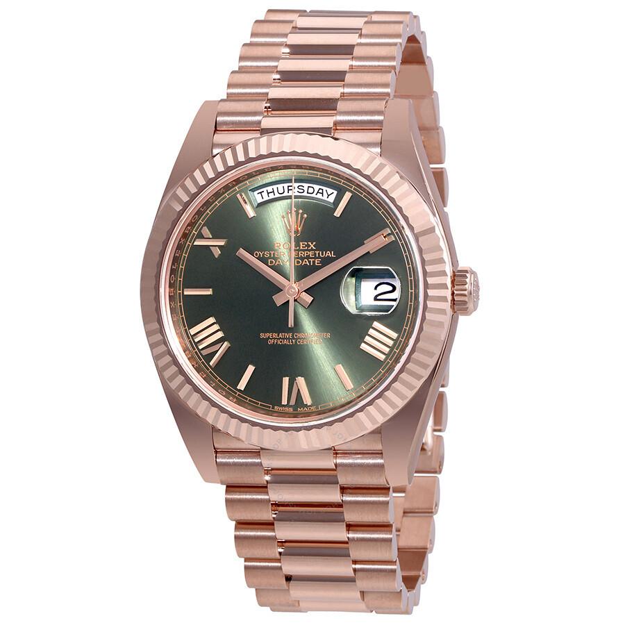Rolex Day-Date Automatic Men's Watch 228235GNSRP