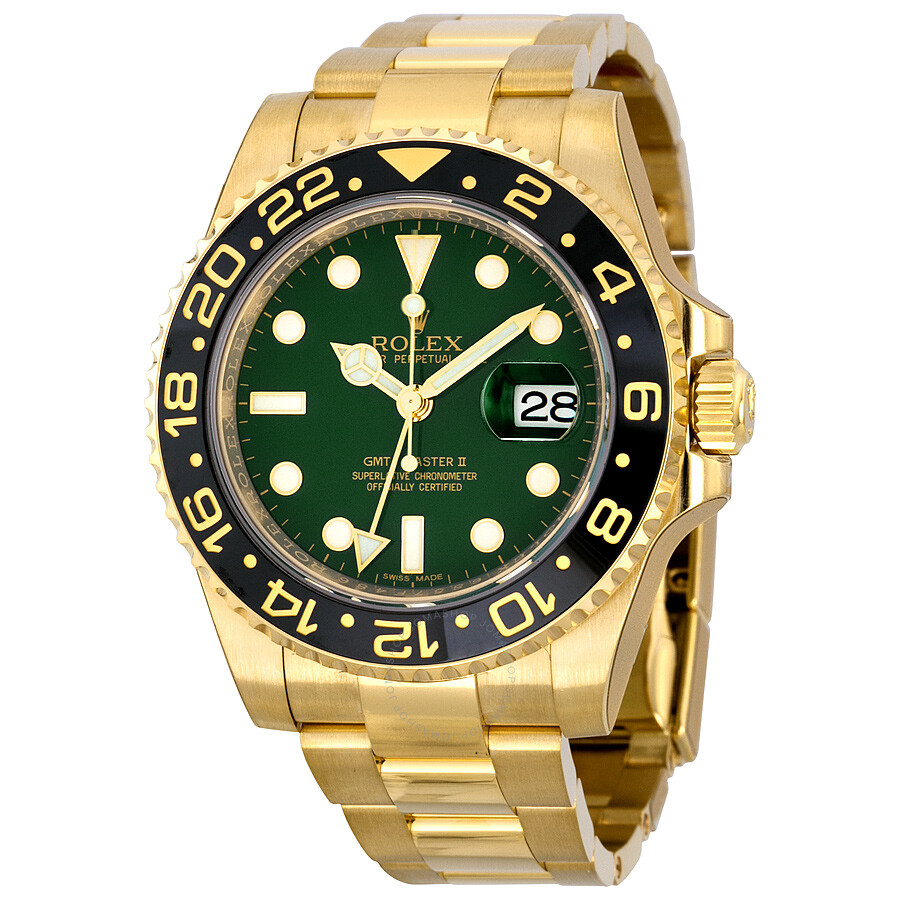 gold silver watch rolex i date no yellow holes watches submariner two buckle tone