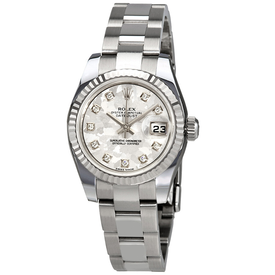 Rolex Lady Datejust Mother of Pearl Dream Diamond Automatic Watch 179174MGDDO