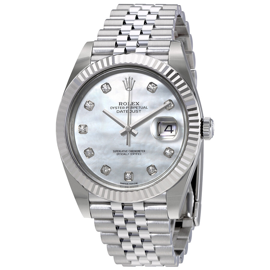 once watch oyster two ladies datejust rolex roman papers dial watches diamond upon w a tone champagne products