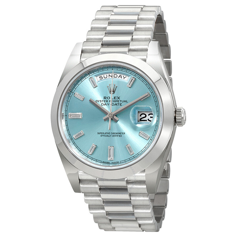 platinum watch lady crop subsampling product shop scale rolex in perpetual upscale false watches oyster the datejust