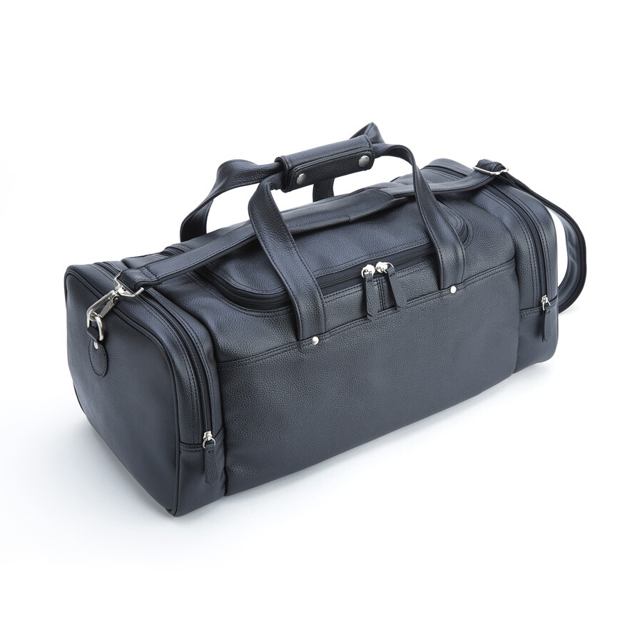 royce leather royce leather travel duffel bag in leather