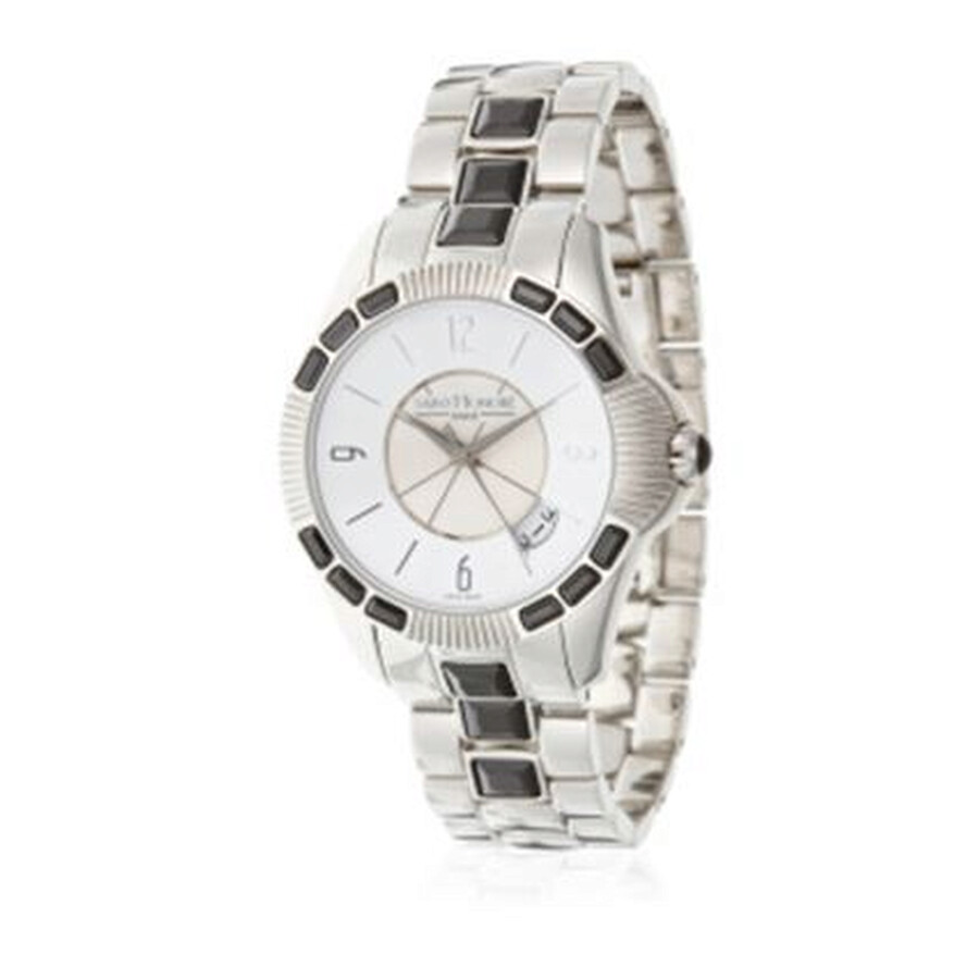 Saint Honore Coloseo White Dial Ladies Watch 766463 1BYHN