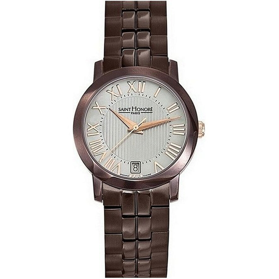 Saint Honore Trocadero White Dial Ladies Watch 751122 78YFRR