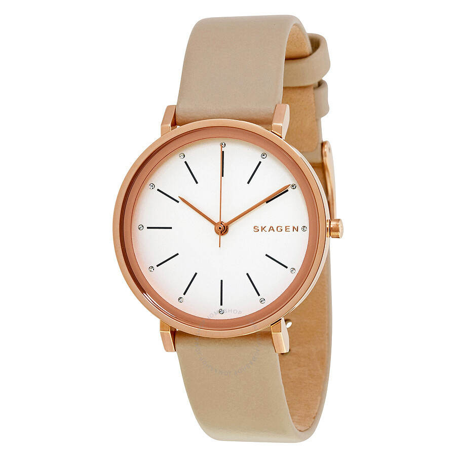 pdp white blush leather rsp john watches buyolivia burton women womens strap online olivia main watch case s at cuffs lewis