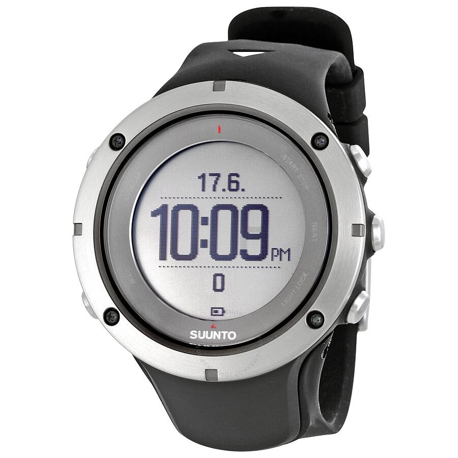suunto suunto ambit3 peak sapphire gps watch ss020673000