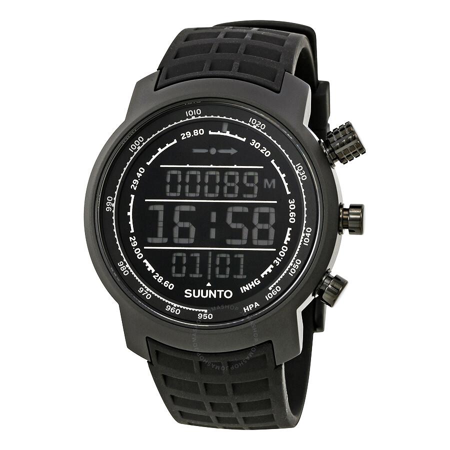 suunto suunto elementum terra digital dial unisex sports watch ss016979000