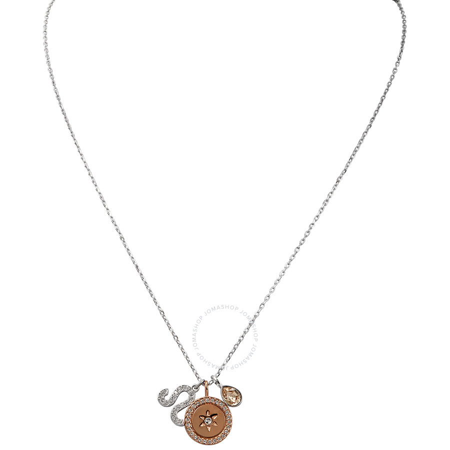 Swarovski Crystal Zodiac Leo Pendant Necklace 5293512