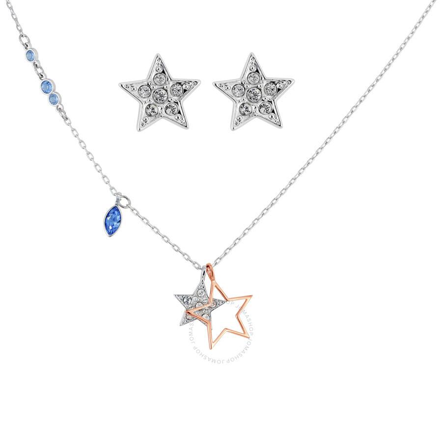 Swarovski Duo Star Set 5140839