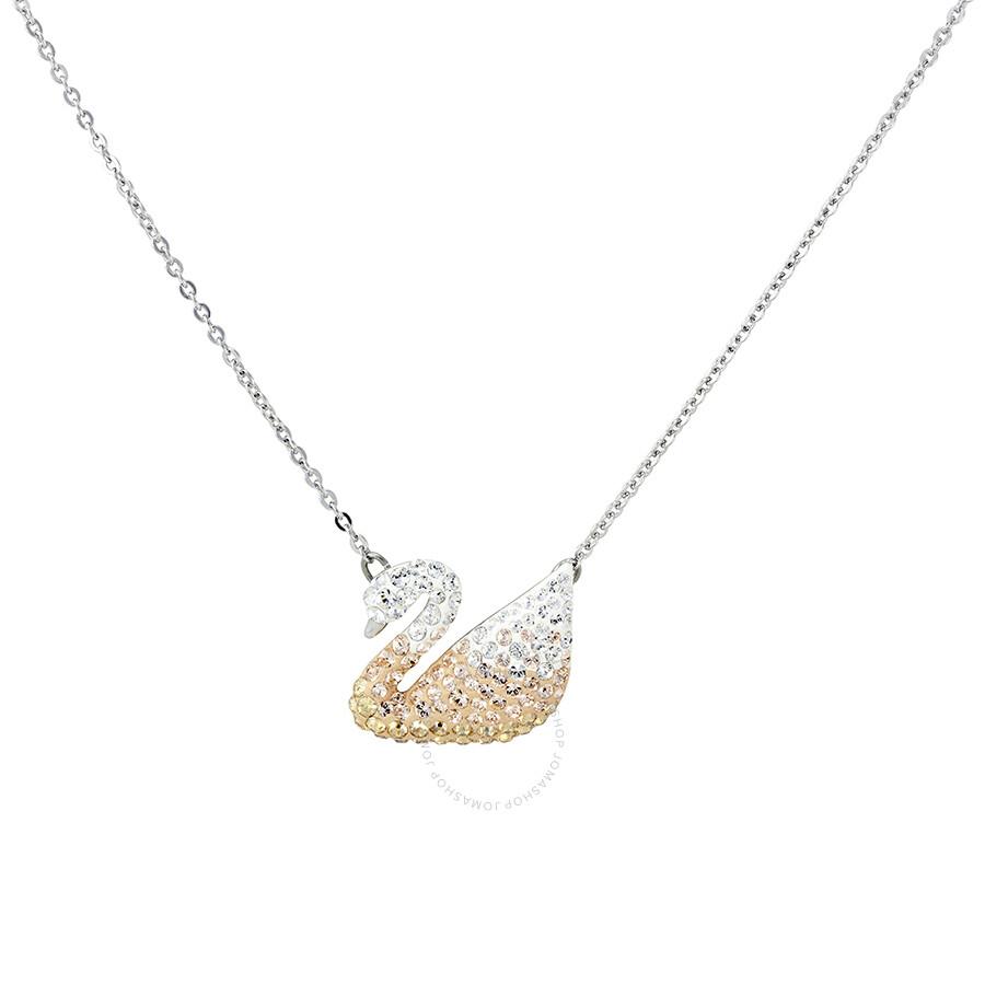 Swarovski iconic swan pendant 5215034 swarovski ladies jewelry swarovski iconic swan pendant 5215034 aloadofball Images