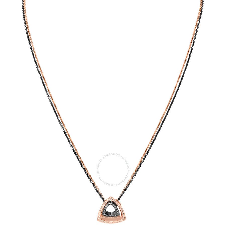 Swarovski Lovesome Traingle Necklace