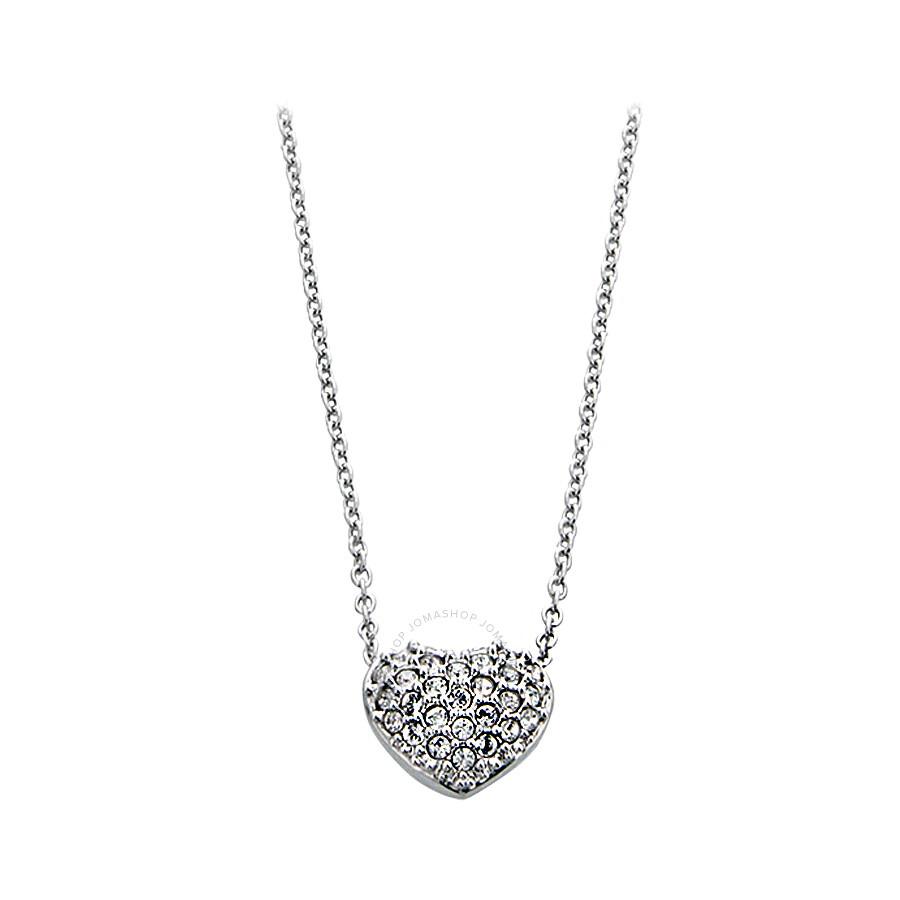 Swarovski pave crystal heart pendant 1809006 swarovski ladies swarovski pave crystal heart pendant 1809006 aloadofball Images