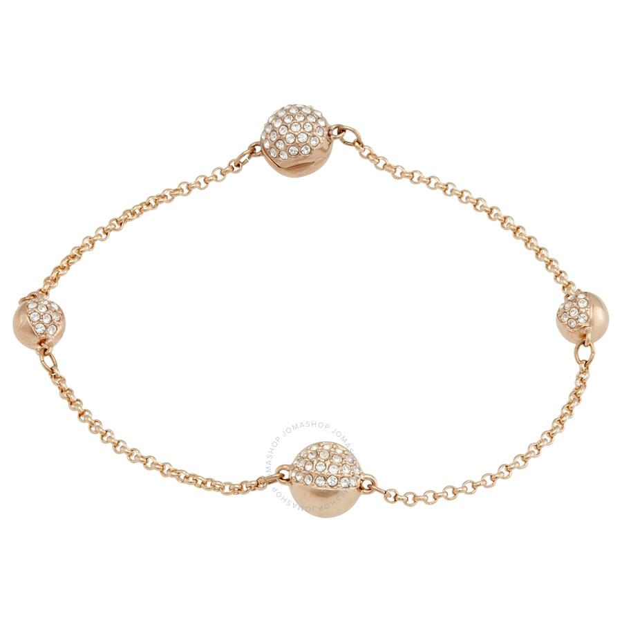 Swarovski Remix Rose Gold Boundless Bracelet 5365763