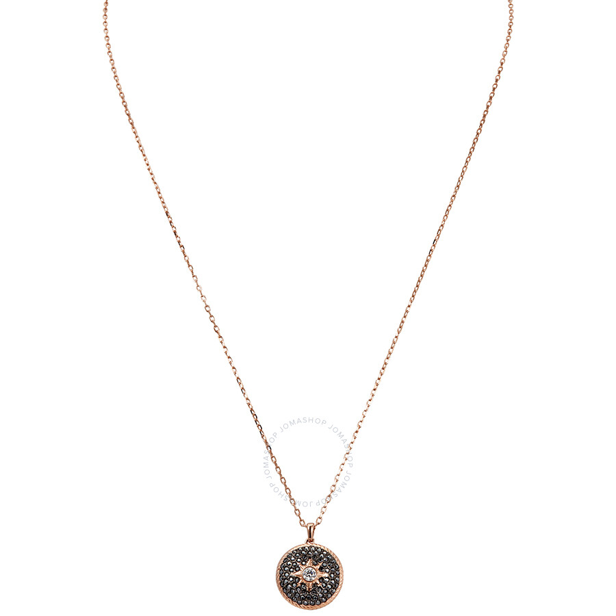 Swarovski Small Rose Gold Locket Pendant