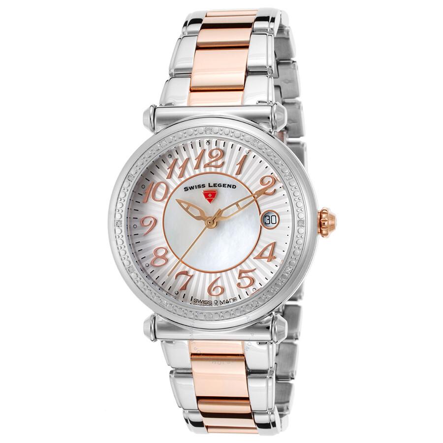 Swiss Legend Bel Air Ladies Watch 16330SM-SR-22