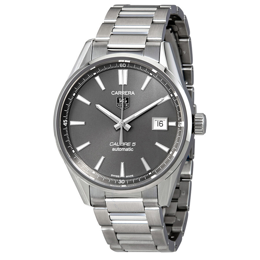 tag heuer carrera anthracite dial men 39 s watch war211c ba0782 carrera tag heuer watches