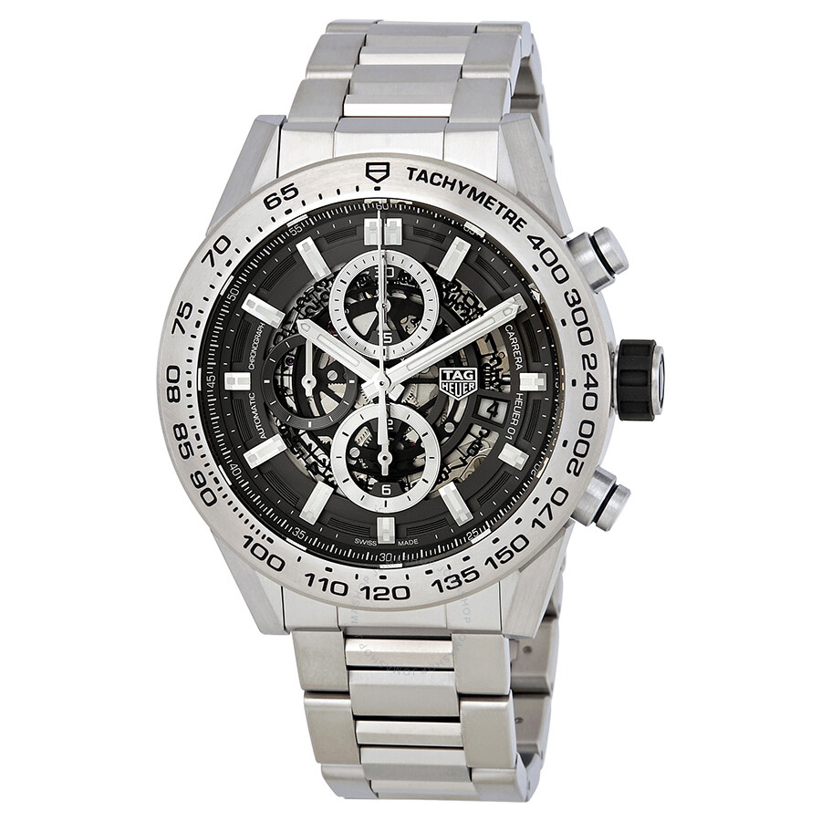 Tag Heuer Carrera Chronograph Automatic Mens Watch CAR2A8A.BF0707