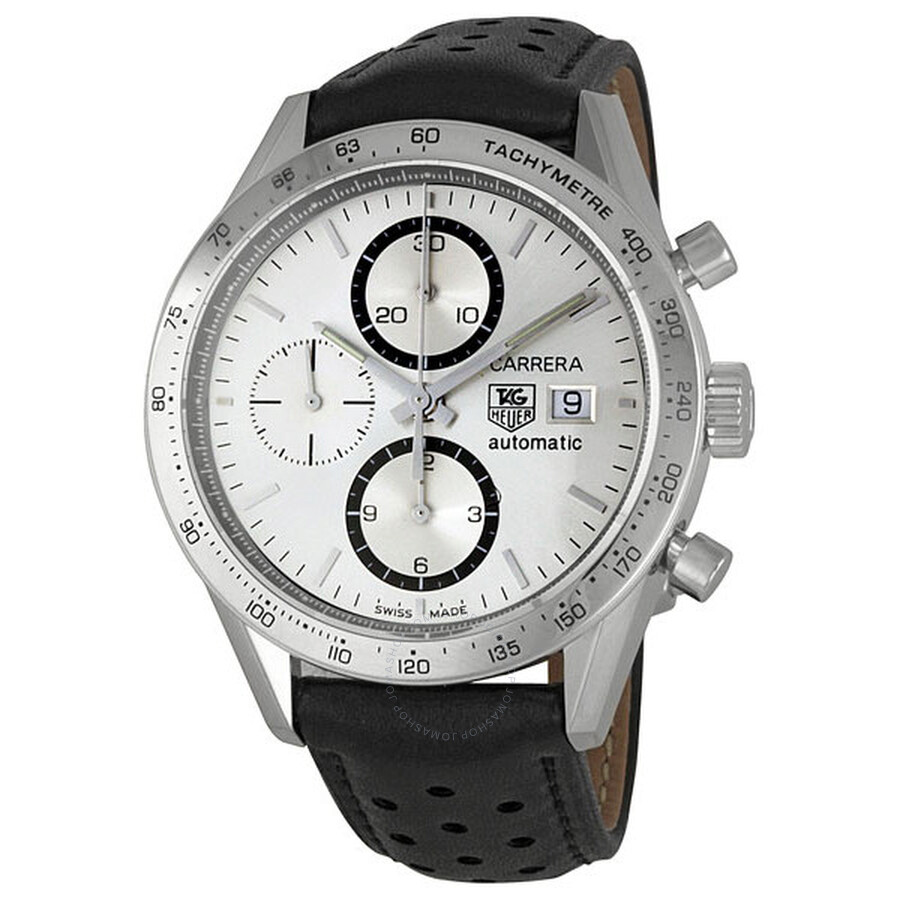 Tag Heuer Carrera Chronograph Mens Watch CV2017. FC6233