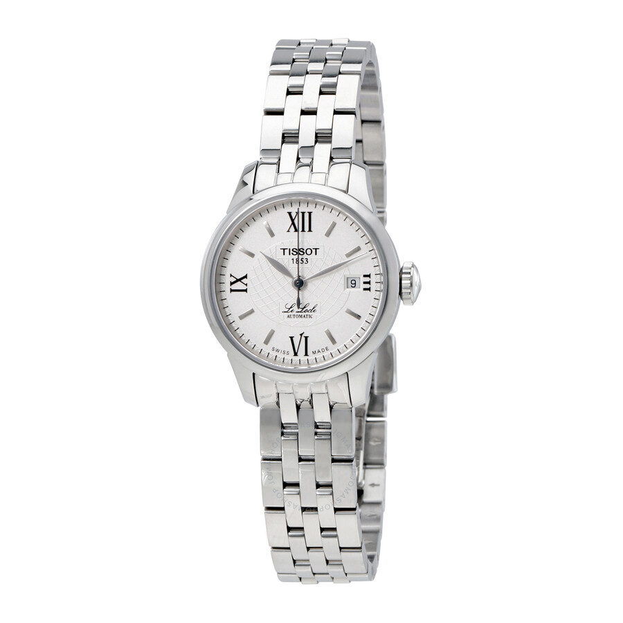 watches calvin dial leather misaki watch ladies white silver selection klein