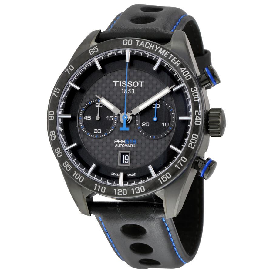 tissot prs 516 chronograph automatic men 39 s watch. Black Bedroom Furniture Sets. Home Design Ideas
