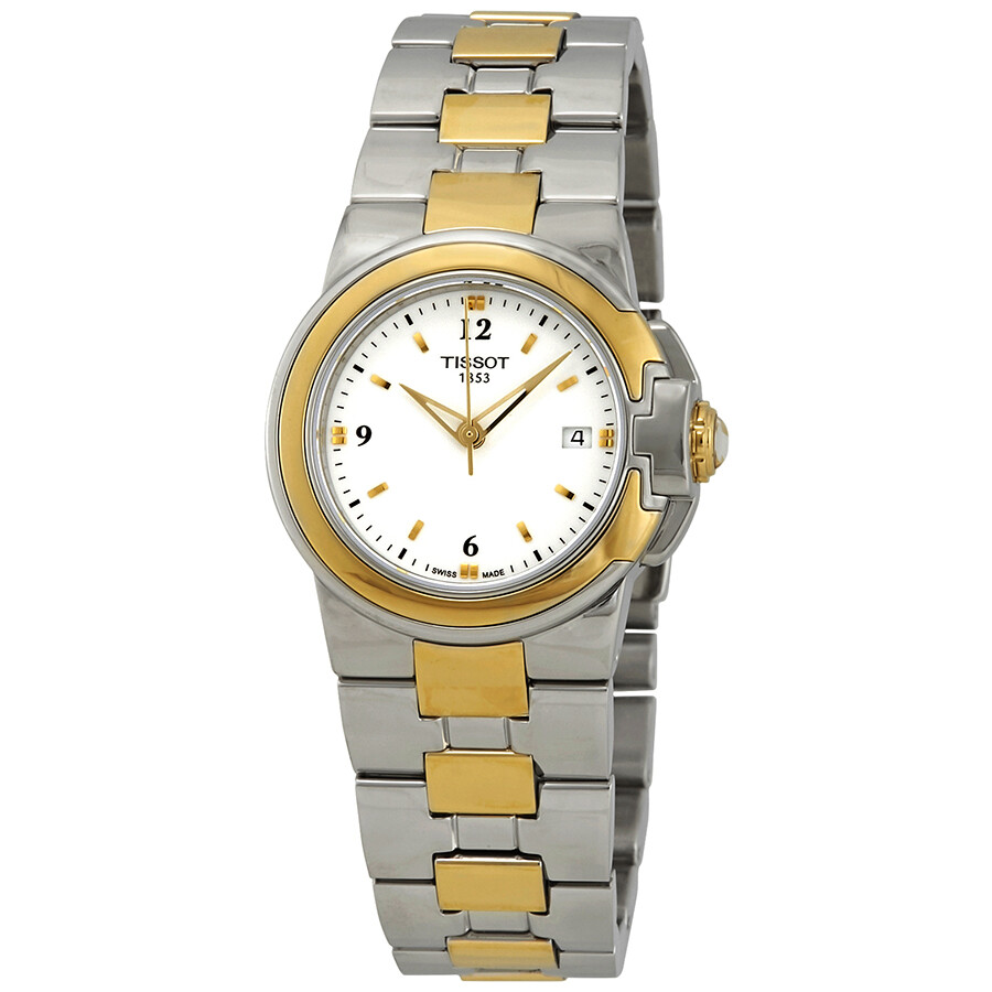 Tissot Sport-T White Dial Ladies Watch T080.210.22.017.00