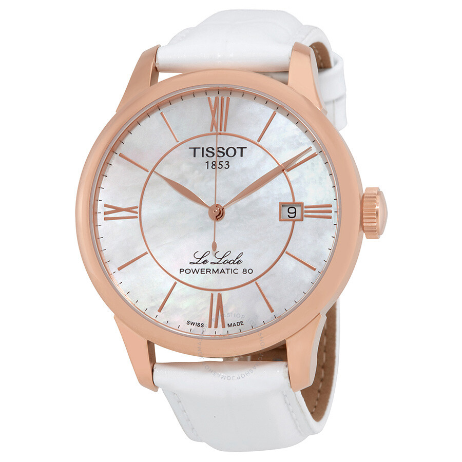 Tissot T-Classic Automatic Ladies Watch T006.407.36.118.00