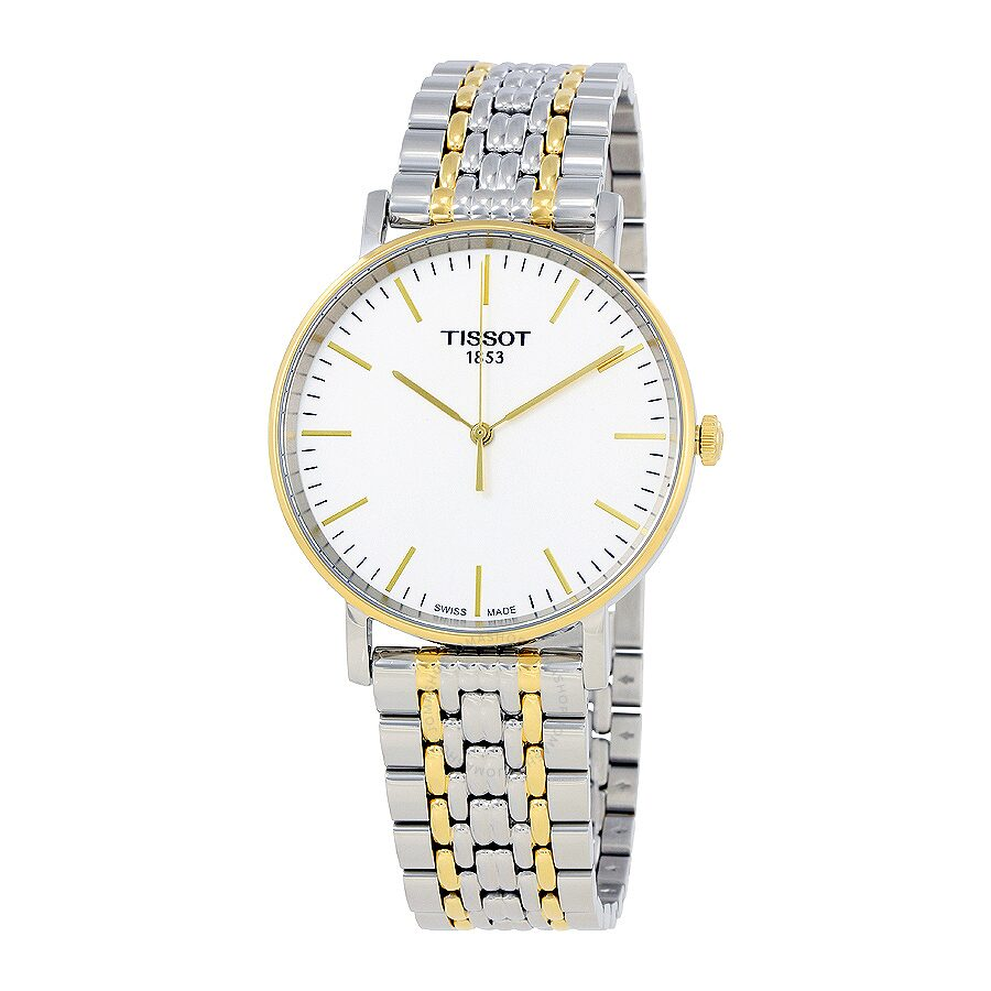 Tissot T-Classic Everytime Medium Mens Watch T1094102203100