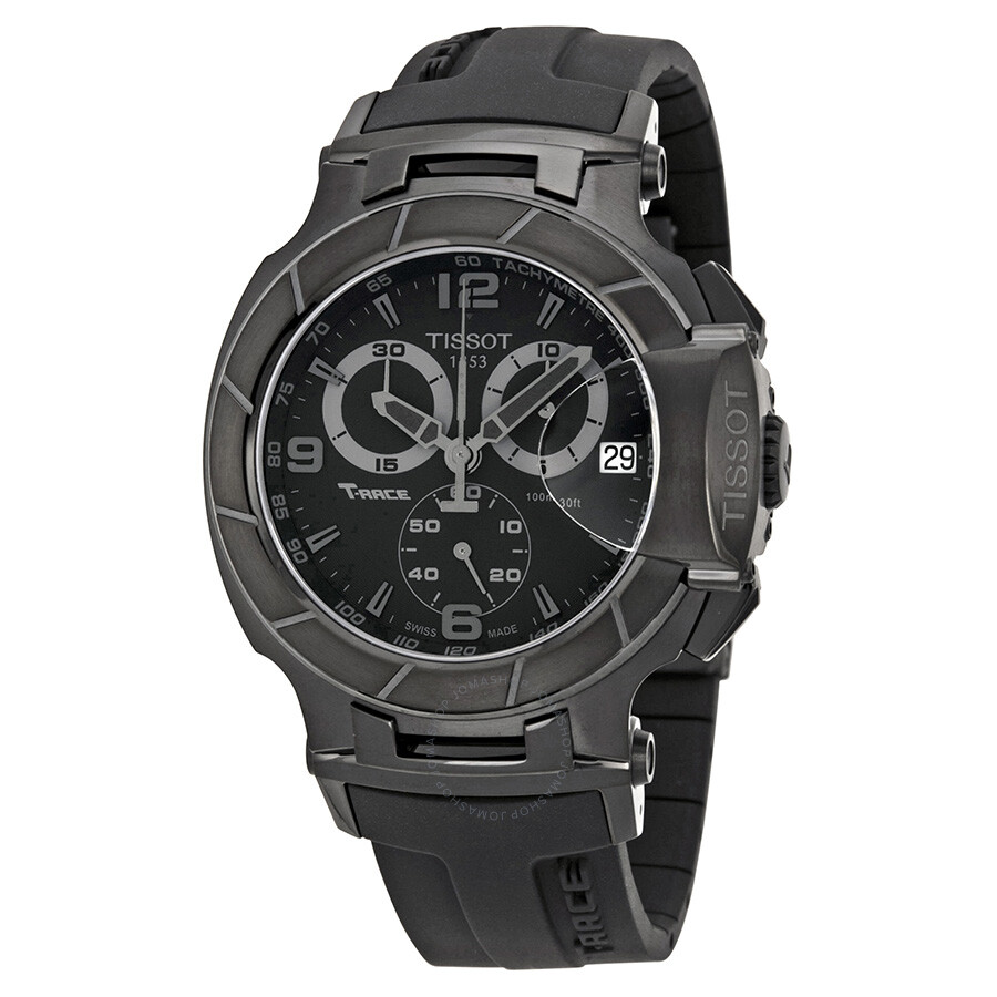 Tissot T-Race Chronograph Quartz Sport Men's Watch ...