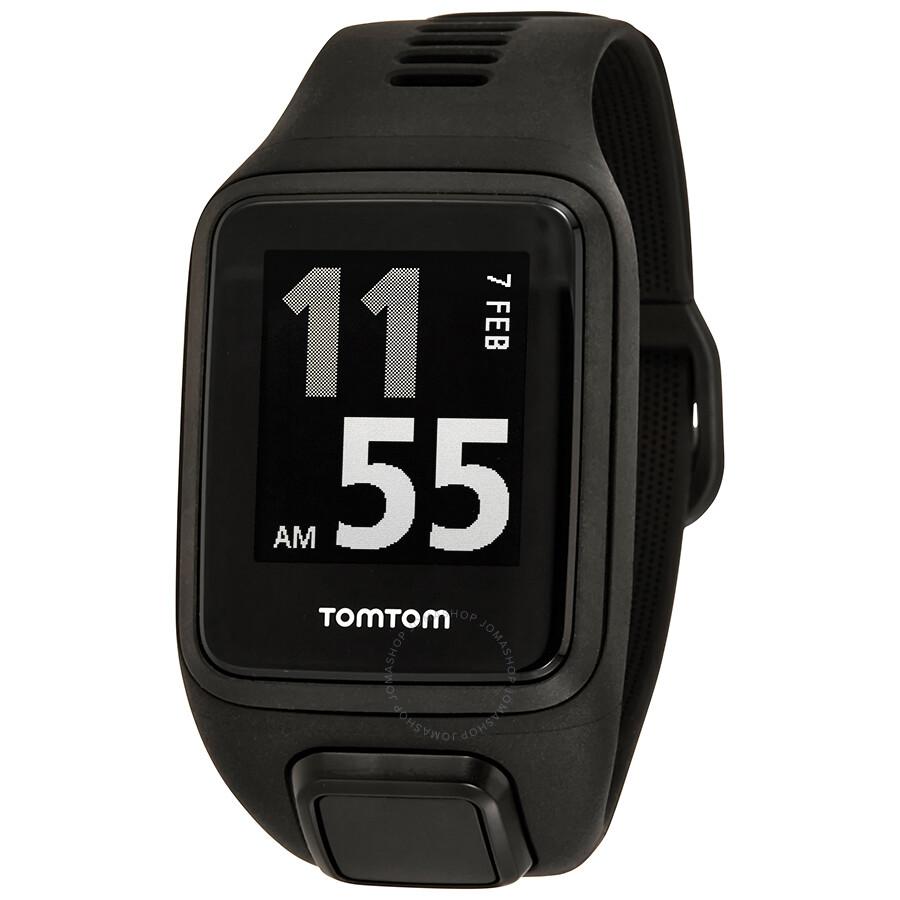 TomTom Spark 3 Cardio GPS Fitness Smart Watch