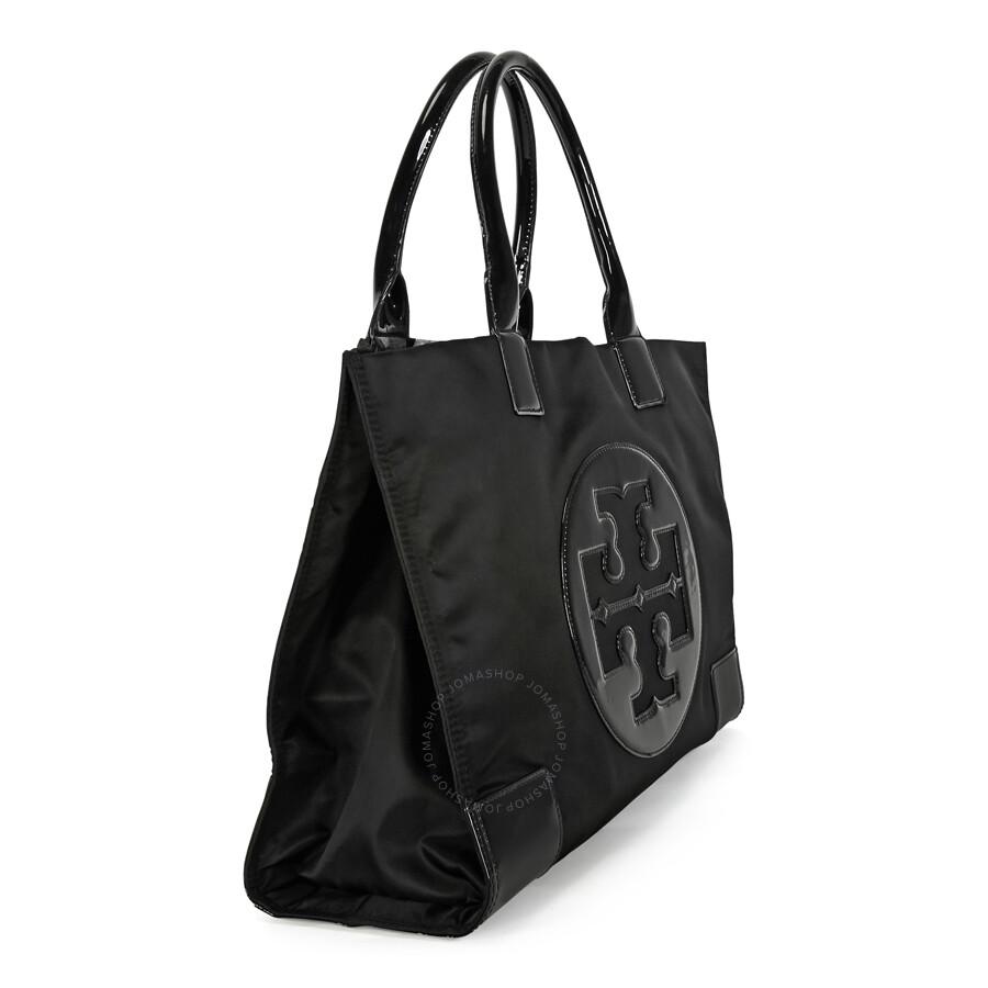 06bb495ee ... handbags 5f4f0 ab282; cheap tory burch ella large nylon tote black  57c5b 37bda