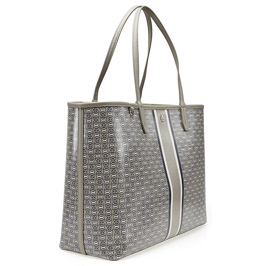 60bef3c50538 ... canada tory burch gemini link tote french gray ceaa2 a9334