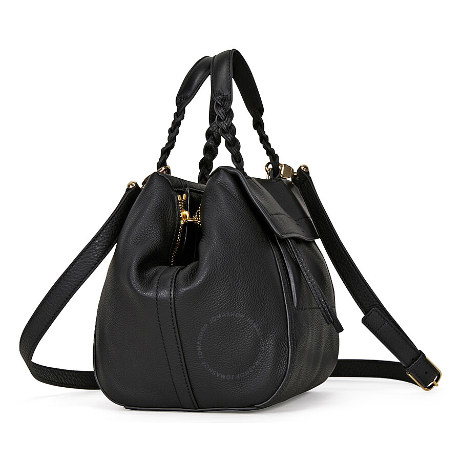 Tory Burch Black Half Moon shoulder bag GAAFi09