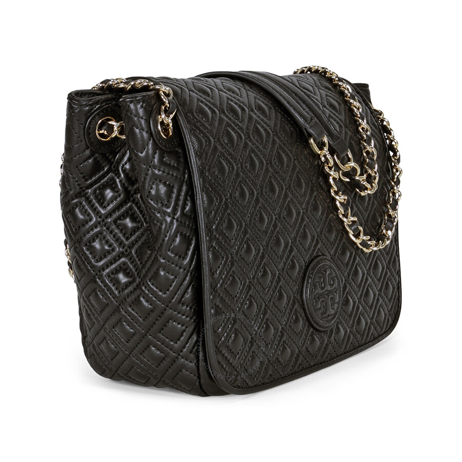 54576fbc3978 ... closeout tory burch marion quilted small shoulder bag black f38a1 9880c