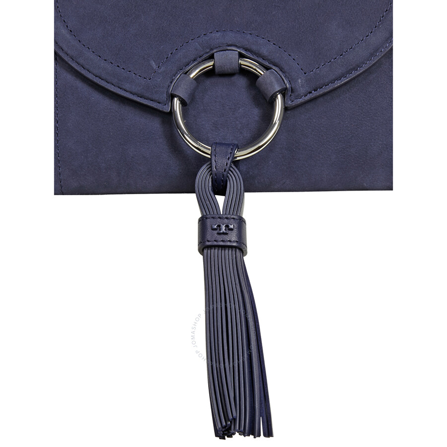 79438281a ... bag tradesy a904a 81f1c; coupon code for tory burch tassel suede  crossbody true navy f14c5 78bc3