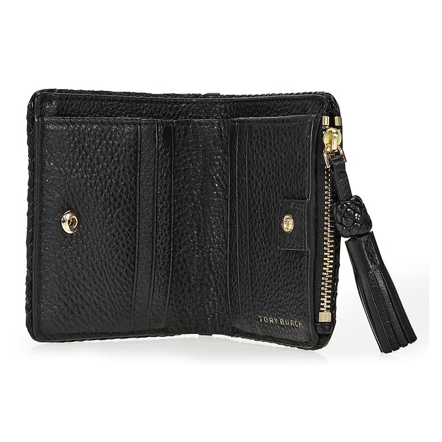 9341ada09129 ... reduced tory burch taylor mini wallet black 5d664 10eae