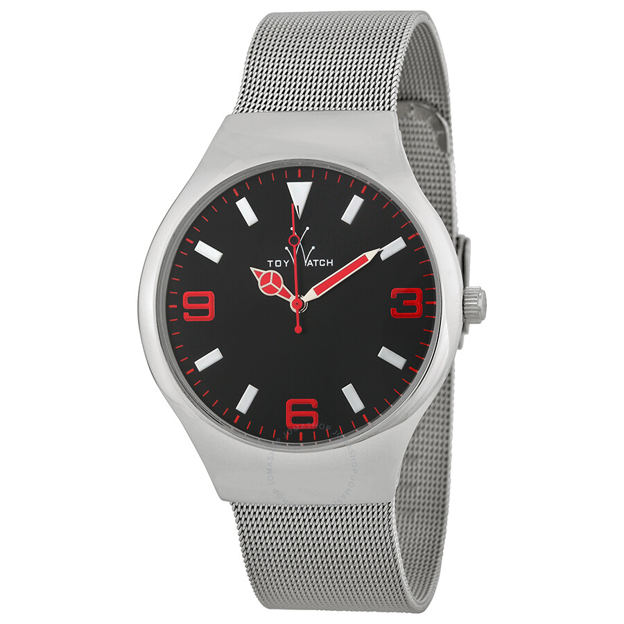 Toy Watch Mesh Stainless Steel Unisex Watch MH02SL