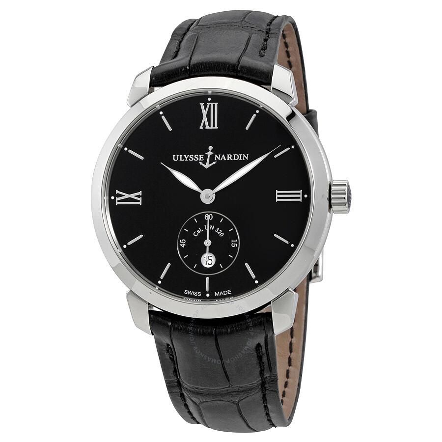 nardin men Купить или продать часы ulysse nardin executive dual time stainless steel & ceramic men's watch в ломбарде эксперт в москве.