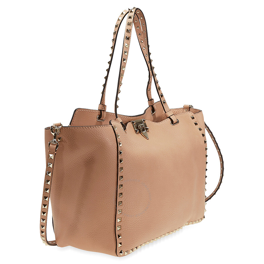 Simply Be Leather Suede Studded Tote Bag 9zABjbsO