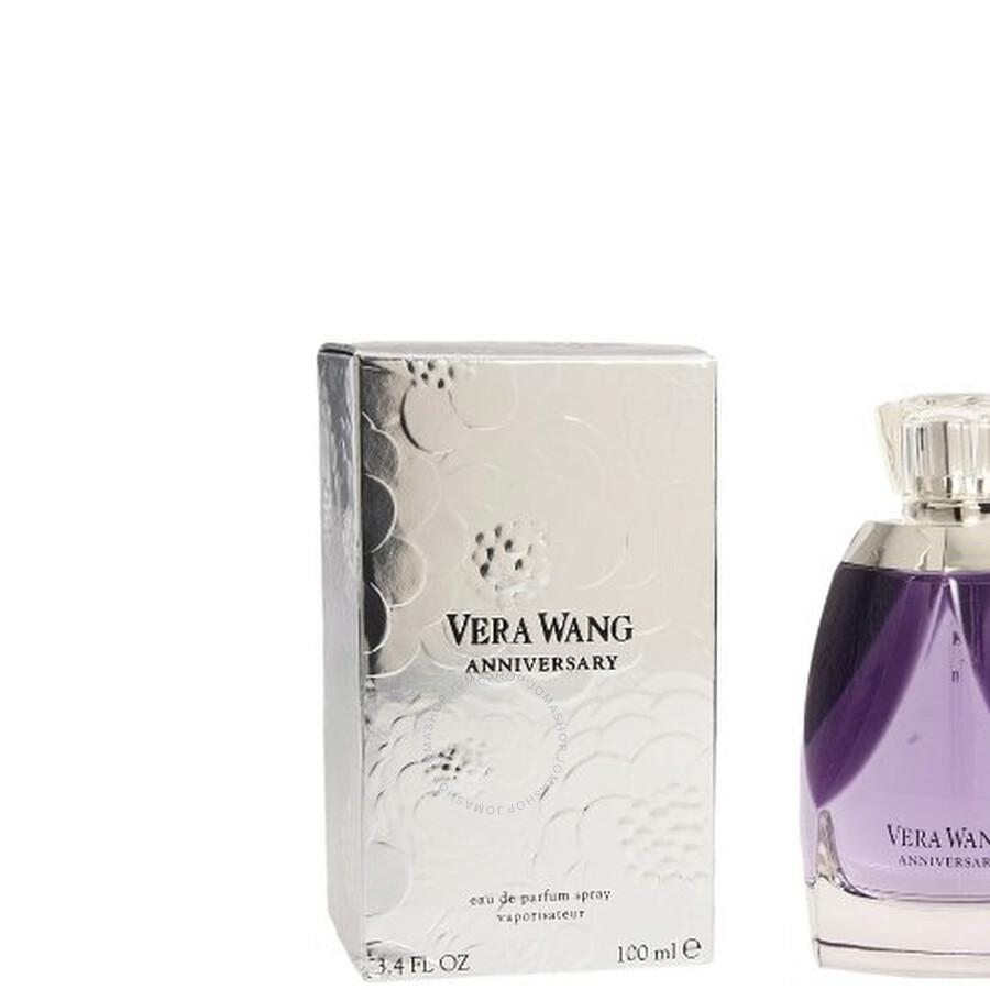 vera wang female vera wang anniversary by vera wang edp spray 34 oz w
