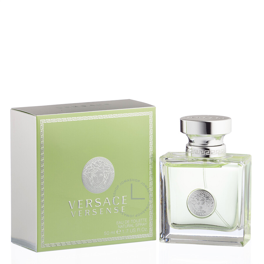 versace female versence by versace eau de toilette spray for women 17 oz w