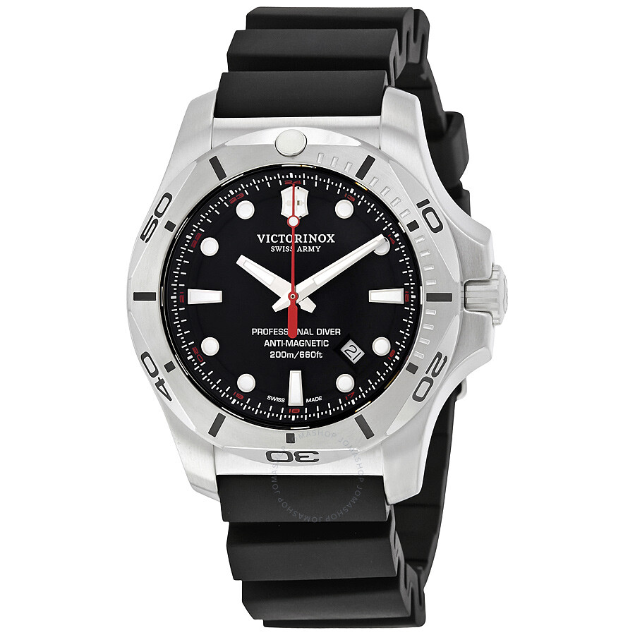 over o watch x the with automatic full durability by watches its patrol victor it to inox n gear launched victorinox equipment construction verdict back running prove baselworld in lead i