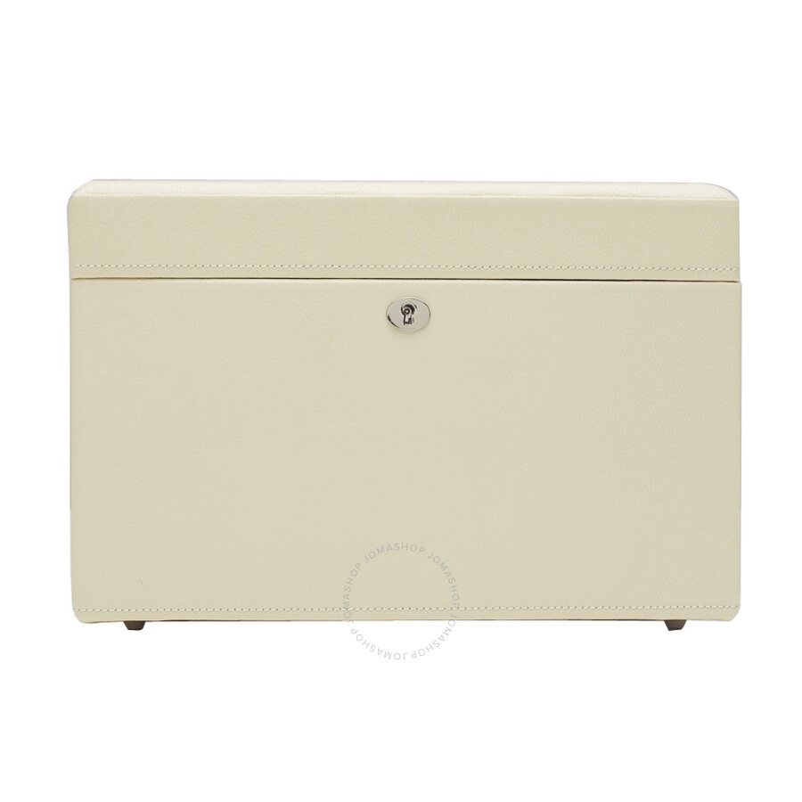 Wolf London Cream Medium Jewelry Box 315153