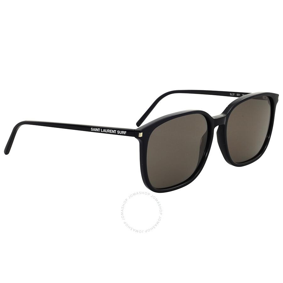 yves saint laurent black sunglasses yves saint laurent. Black Bedroom Furniture Sets. Home Design Ideas