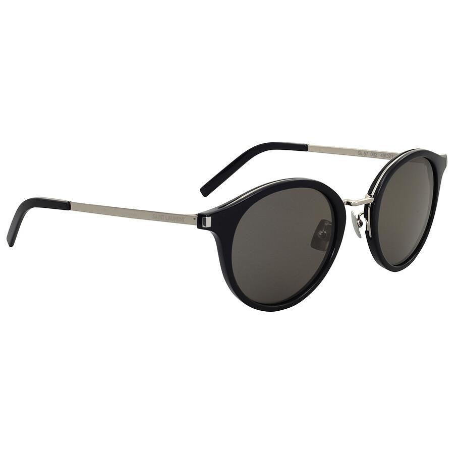 Yves Saint Laurent Smoke Lenses Sunglasses