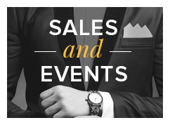 Shop Sales & Events